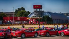Ferrari festeggia i 50 anni dalla prima messa su strada della Dino - Immagine: 4