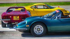 Ferrari festeggia i 50 anni dalla prima messa su strada della Dino - Immagine: 5