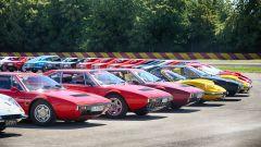 Ferrari festeggia i 50 anni dalla prima messa su strada della Dino - Immagine: 6