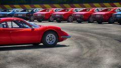 Ferrari festeggia i 50 anni dalla prima messa su strada della Dino - Immagine: 7