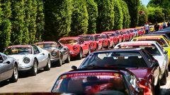 Ferrari festeggia i 50 anni dalla prima messa su strada della Dino - Immagine: 11