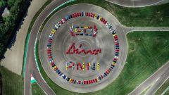 Ferrari festeggia i 50 anni dalla prima messa su strada della Dino - Immagine: 1