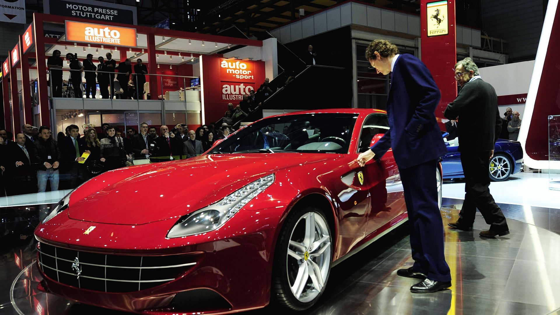 Immagine 38: Ferrari FF, 30 nuove immagini in HD