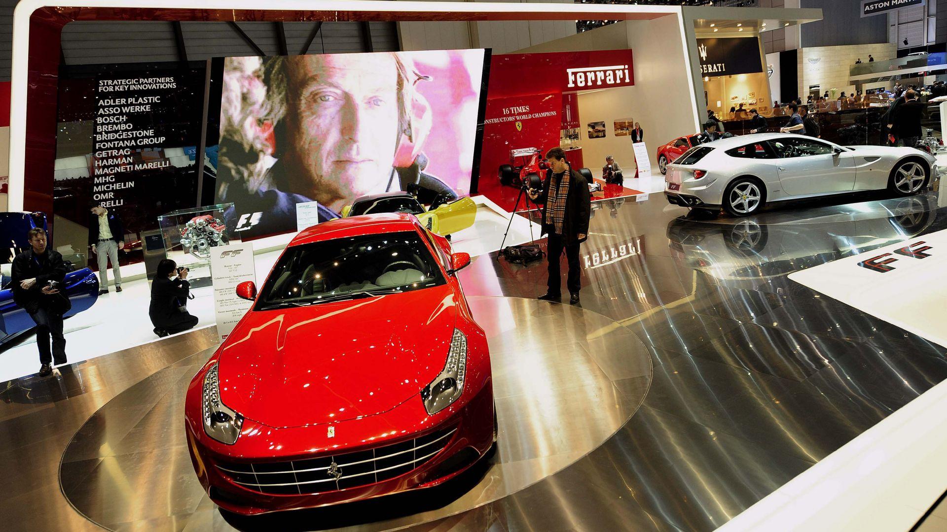 Immagine 40: Ferrari FF, 30 nuove immagini in HD