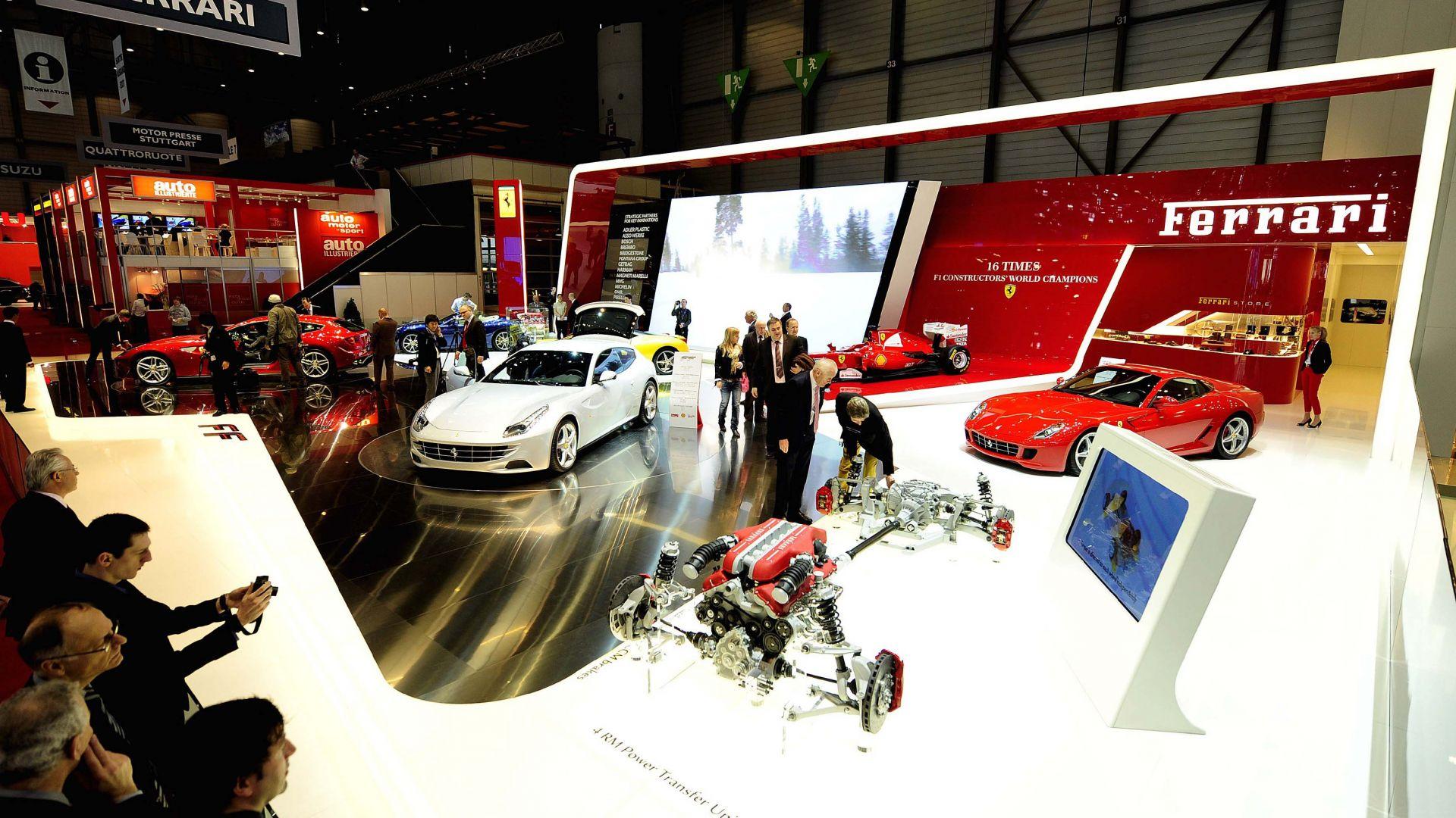 Immagine 41: Ferrari FF, 30 nuove immagini in HD