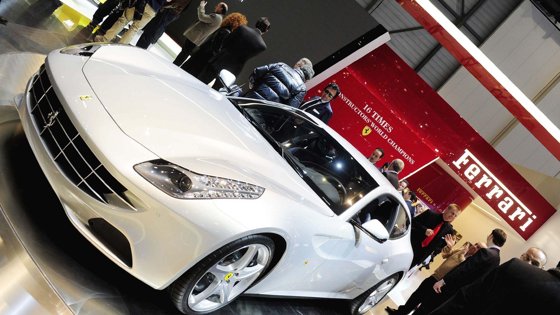 Immagine 36: Ferrari FF, 30 nuove immagini in HD