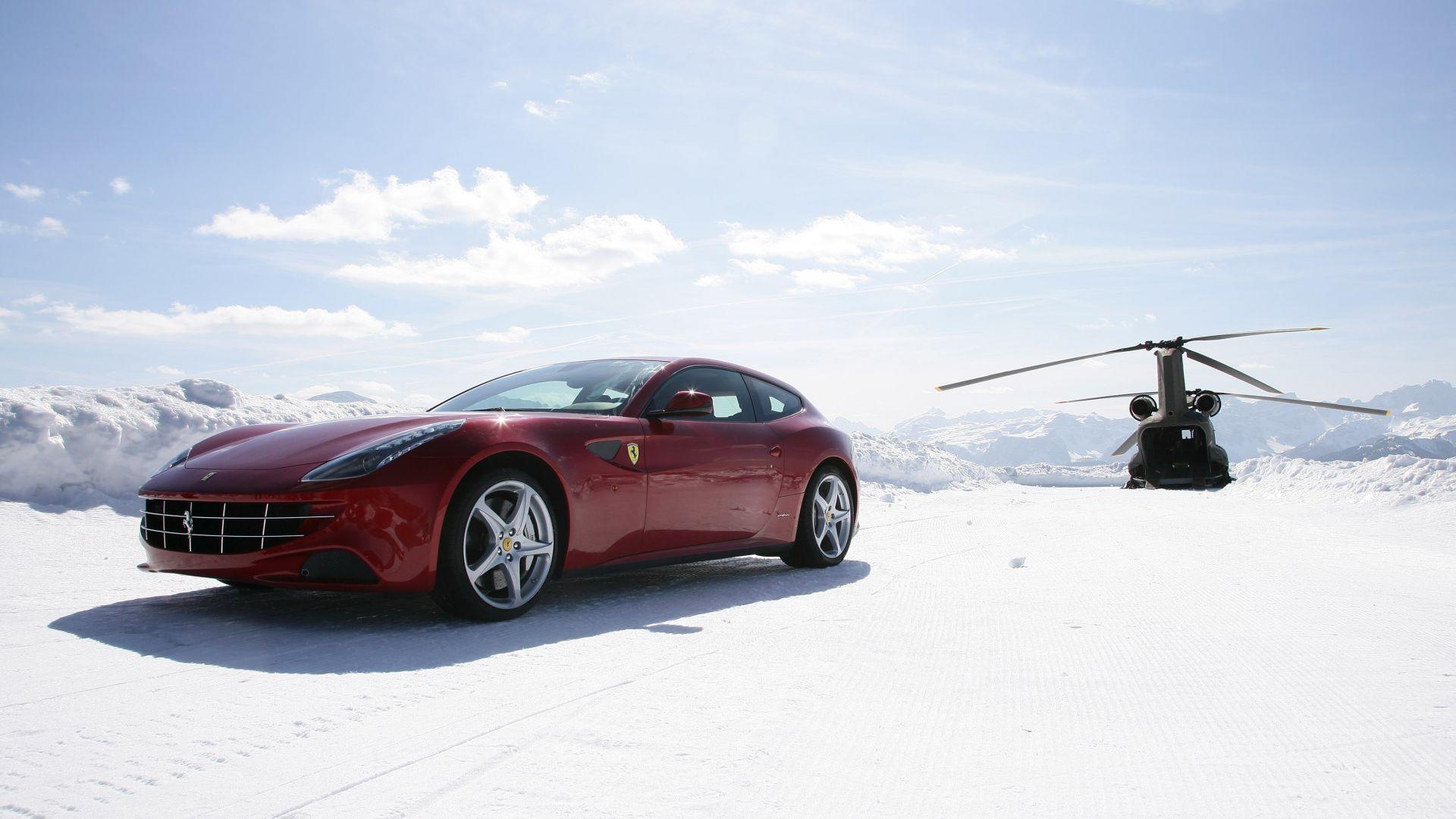 Immagine 33: Ferrari FF, 30 nuove immagini in HD