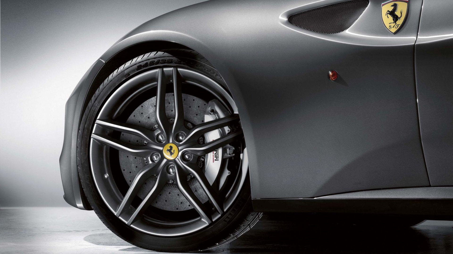 Immagine 8: Ferrari FF, 30 nuove immagini in HD