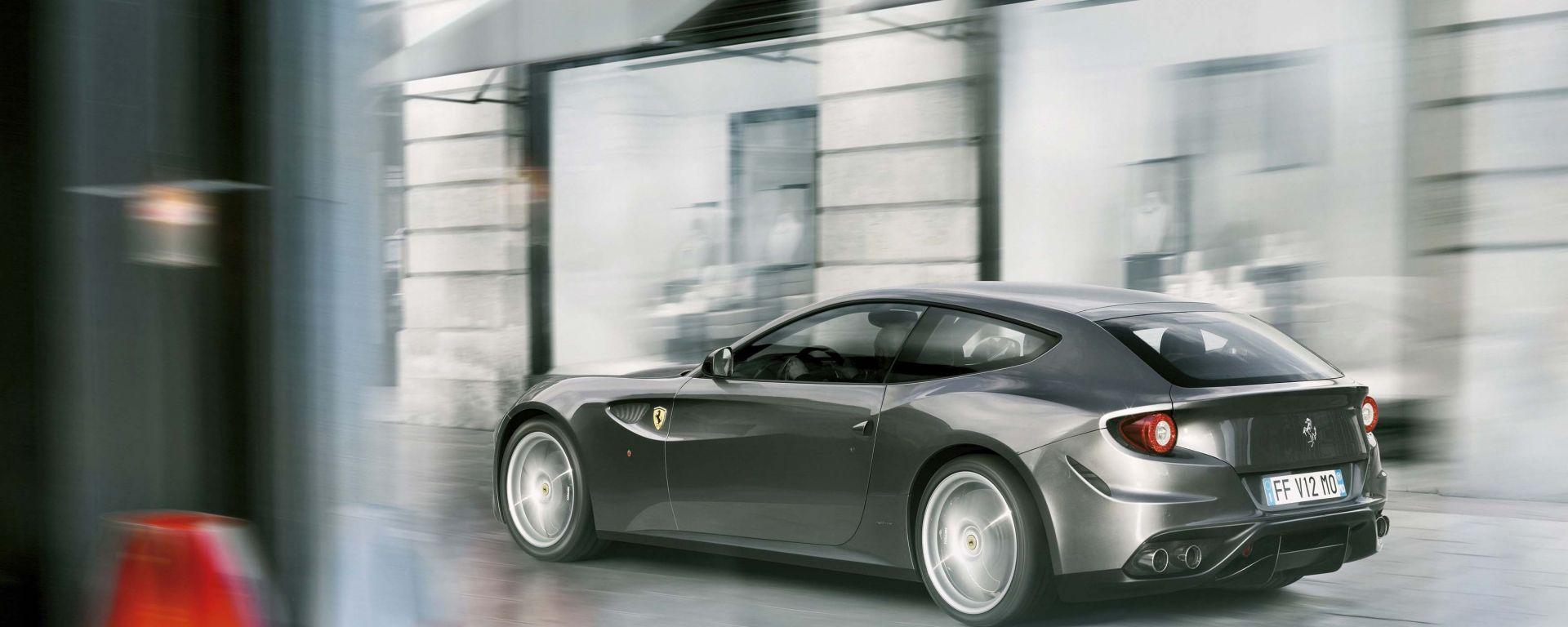 Ferrari FF, 30 nuove immagini in HD