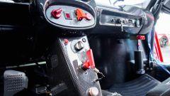 Ferrari FXX convertita stradale: i comandi per l'accensione