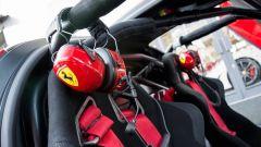 Ferrari FXX convertita stradale: le cuffie sono comprese nel prezzo