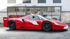 Come distruggere una Ferrari Fxx EVO a Monza - Immagine: 1
