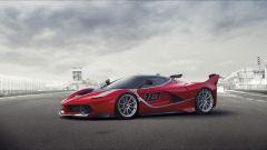Ferrari FXX K, la genesi del design - Immagine: 17