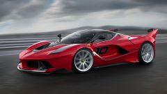 Ferrari FXX K, la genesi del design - Immagine: 13