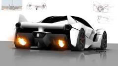 Ferrari FXX K, la genesi del design - Immagine: 1