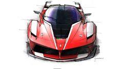 Ferrari FXX K, la genesi del design - Immagine: 3