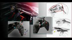 Ferrari FXX K, la genesi del design - Immagine: 10