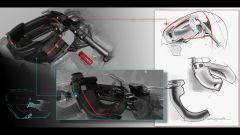 Ferrari FXX K, la genesi del design - Immagine: 9