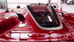 Ferrari FXX K: vista posteriore, dettaglio