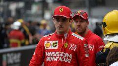 """Ferrari, giornata complicata a Monaco. Vettel: """"Ci manca fiducia"""" - Immagine: 16"""