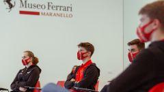 Academy Ferrari:Weug e Wharton novità della classe 2021
