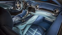 Ferrari GTC4 Azzurra: la one-off di Lapo Elkann. Gli interni