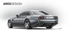 Ferrari GTC4Lusso: Ares Design la trasforma in una moderna 412 - Immagine: 2