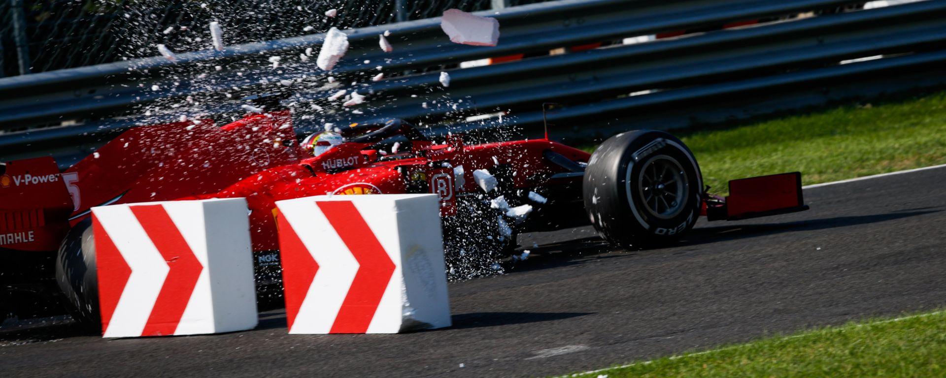 Ferrari, i numeri della crisi