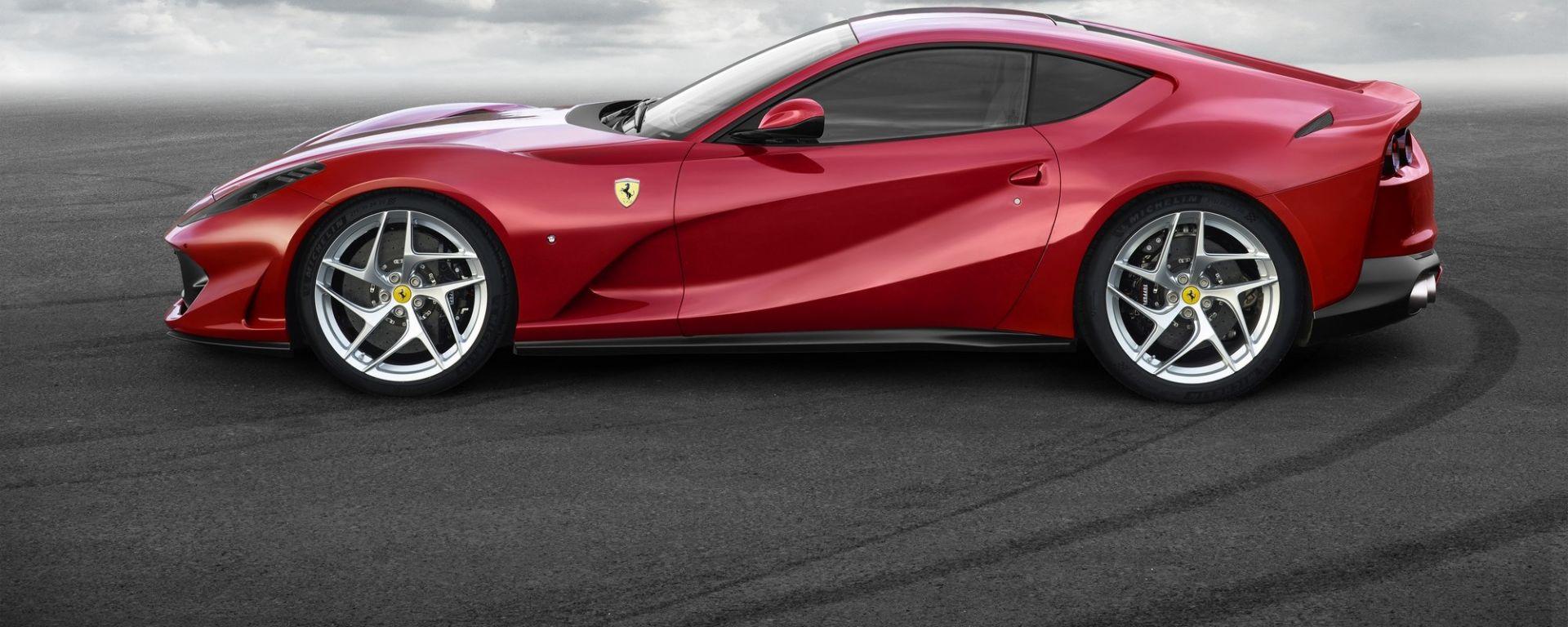 Ferrari: i V12 saranno ibridi, mai turbo, dice Marchionne