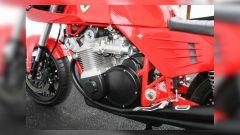 Ferrari: il motore della 900 cc del 1995