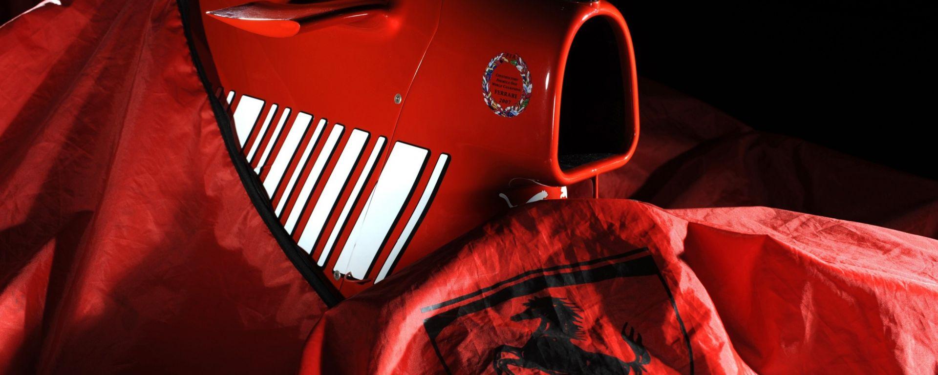 Ferrari: il nome della Rossa lo decidi tu
