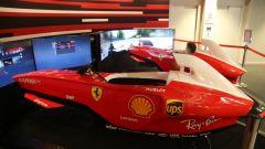 Ferrari, il simulatore presente nei Ferrari Store di Milano e Roma