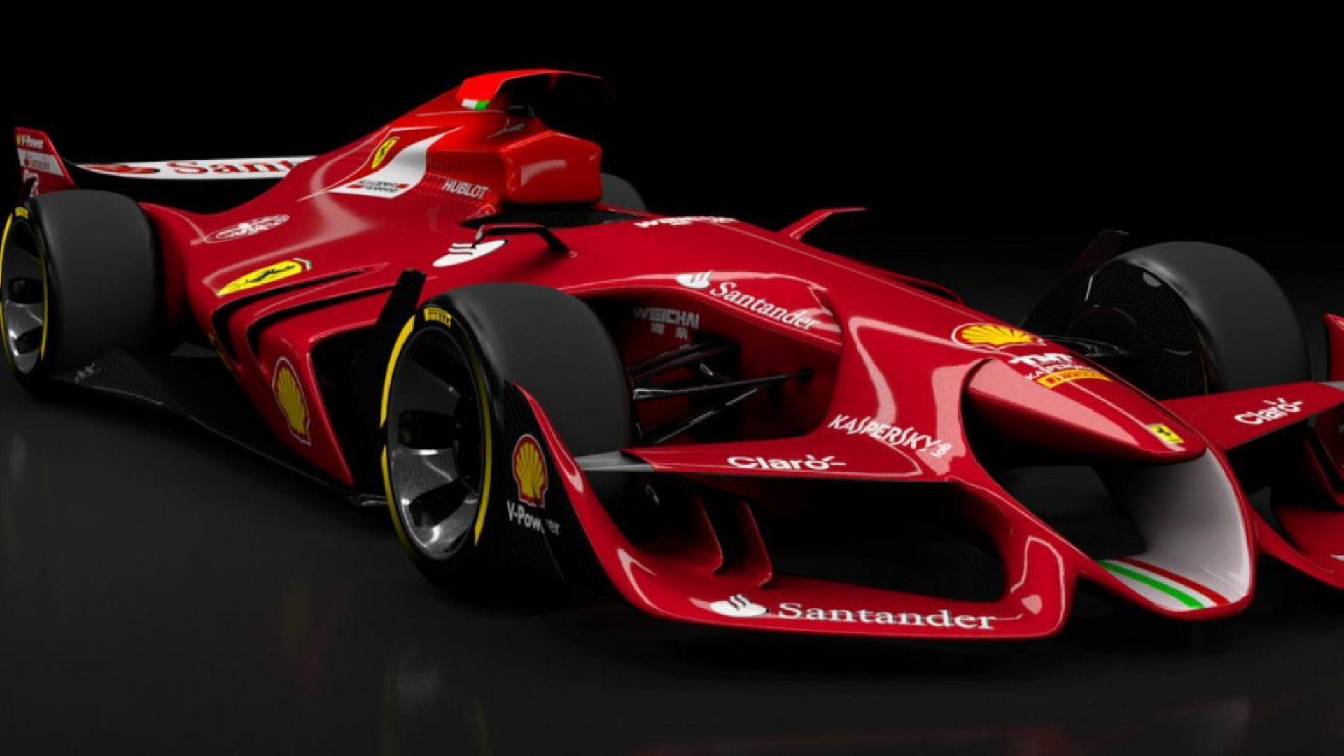 F1 2017: Marchionne ve...