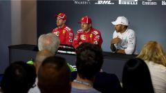 Ferrari incapace di gestire Vettel e Raikkonen. Addio Mondiale F1 2018