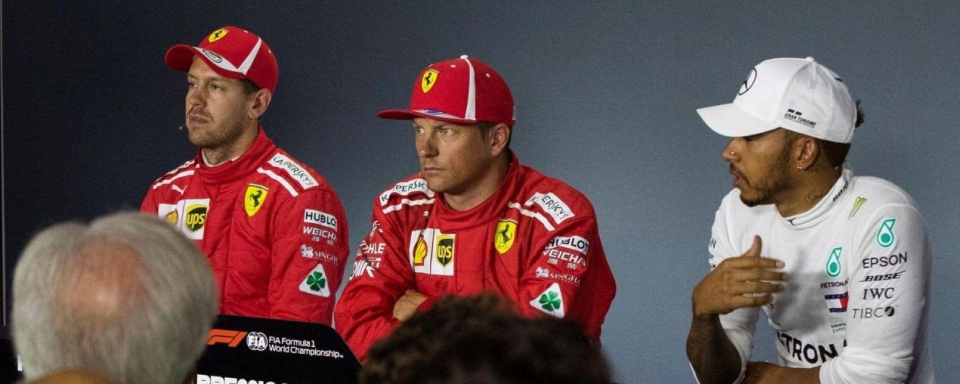 Ferrari incapace di gestire i piloti. Addio Mondiale