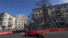 Ferrari, la SF90 in gara in Azerbaijan