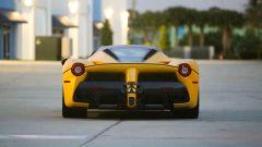 Ferrari LaFerrari Aperta, posteriore. Ryan Merrill © 2020 Courtesy of RM Sotheby's