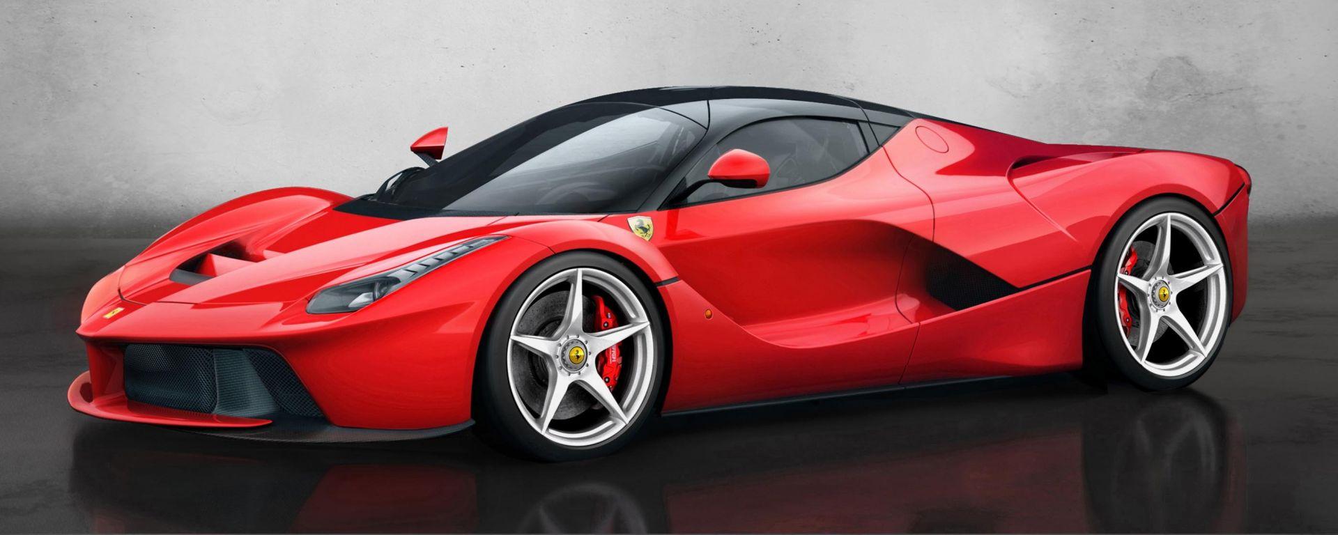 Ferrari LaFerrari: il modello numero 500 verrà messo all'asta per aiutare le popolazioni terremotate