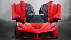 Ferrari LaFerrari, vista frontale