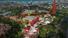 Ferrari Land: nel 2017 arriva a Barcellona - Immagine: 1