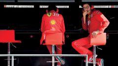 """Ferrari, Binotto: """"Siamo uniti"""". La riprova in una call"""