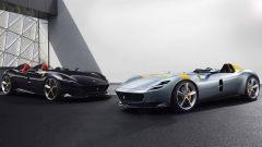 Video Unveiling Ferrari Monza SP1 and SP2