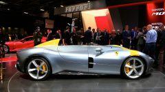 Ferrari Monza SP1 e SP2: in video dal Salone di Parigi 2018 - Immagine: 15