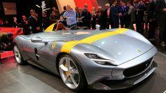 Ferrari Monza SP1 e SP2: in video dal Salone di Parigi 2018 - Immagine: 19