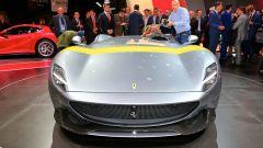 Ferrari Monza SP1 e SP2: in video dal Salone di Parigi 2018 - Immagine: 21