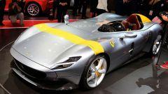 Ferrari Monza SP1 e SP2: in video dal Salone di Parigi 2018 - Immagine: 51