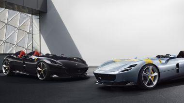 Ferrari Monza SP1 ed SP2 (2018)