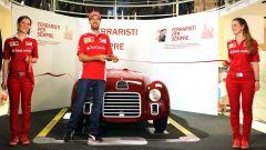 Ferrari: Sebastian Vettel alla mostra Ferraristi per Sempre - Immagine: 10