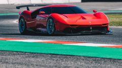 Ferrari P80/C copertina