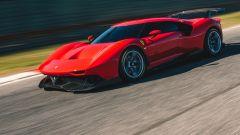 Ferrari P80/C dinamica